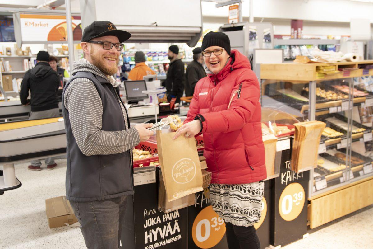 K Market Pyhäjärvi