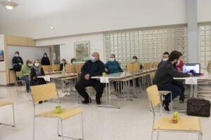 OAJ:n keskustelutilaisuus järjestettiin keskuskoululla