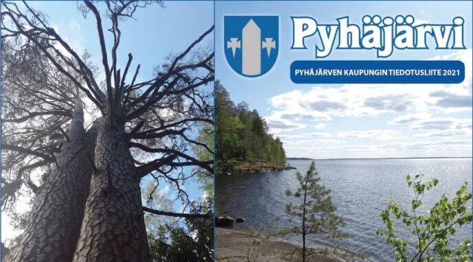 Pyhäjärvi - Kaupungin tiedotusliite 2021 (1)
