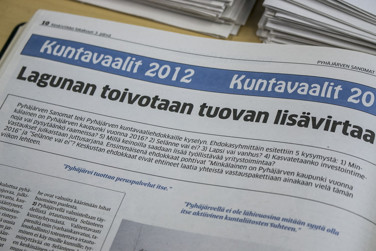 Vaaligallup